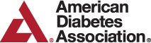 The American Diabetes Association logo